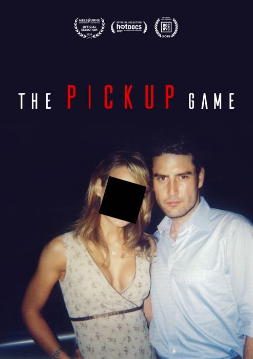 The Pickup Game Poster