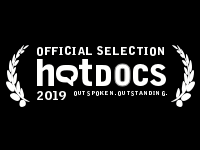 Official Selection HOTDOCS 2019